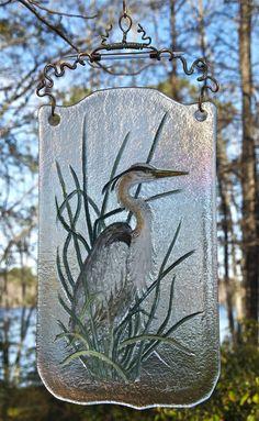 Stan Harmon Glass Art