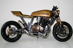 Toobs Blog: Suzuki Mocca Racer by Custom Wolf