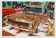 1960s Car Show