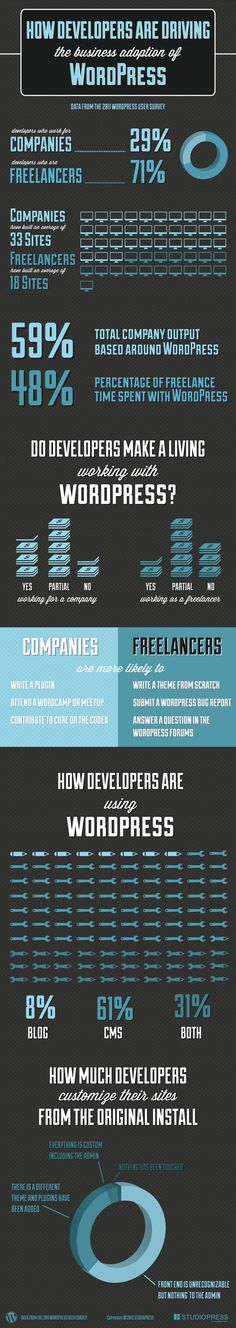 How Developers Are Driving the Business Adoption of WordPress..!