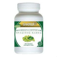 Μεγάλος διαγωνισμός από το pharmacy4u, 3 τυχεροί νικητές θα κερδίσουν από 1 Balance Svetol Green Coffee Πράσινος καφές 60caps Coconut Oil, Jar, Coffee, Food, Kaffee, Essen, Cup Of Coffee, Meals, Yemek