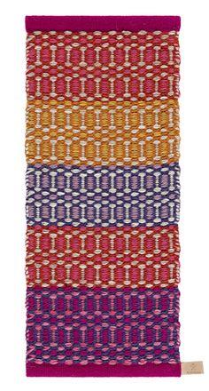 Kasthall Muse - Sunray Wool Woven Rug Designed by Maja Johansson