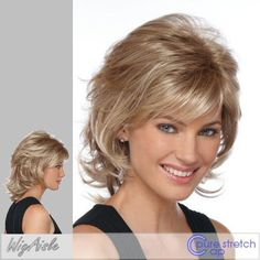 ANGELA (Estetica Design) - Synthetic Full Wig in R12_26H by Estetica Design. $93.46. Classique Collection. The color you receive may vary from the swatch shown due to your monitor and the distribution of the color fibers dictated by the style.. Color shown is R14/26H. Color R12_26H is LIGHT BROWN WITH GOLDEN BLONDE HIGHLIGHTS ON TOP. European Synthetic Full Cap Wig. Medium length. Wavy style. One size fits most (S-XL) cap size. Color R12_26H is LIGHT BROWN WITH G...