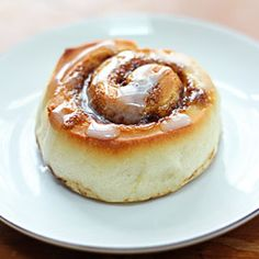 The only recipe for cinnamon rolls you'll ever need - doubles easily, halves easily - with a gooey cinnamony filling and super fluffy dough!