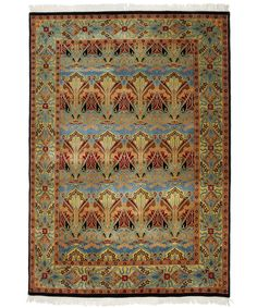 Ianthe Rug. Shop more Oriental rugs at Liberty.co.uk.  designed by Bruce Lepere