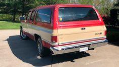 1987 Chevrolet Suburban | W231 | Harrisburg 2019 Chevrolet Suburban, Two Tones, Rear Window, Auction