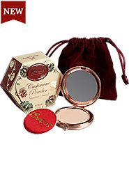 1940's Style Powder Compact | Natural Beauty Products