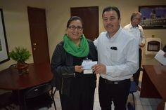 El mandatario ascensionense Noel Dolores Loya Lozano, otorgó un importante apoyo para la realización de un curso en la colonia Bismark....
