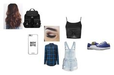 """""""Little Stilinsky(Liam Dunbar)"""" by dirtynathanielx on Polyvore featuring Converse, Prada, Topshop, castro and Equipment"""