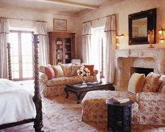 Master Bedroom-Afromsky-Michael S. Smith