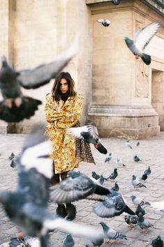 """Yasmine Hamdan by Melchior Ferradou Tersen for Bidoun magazine"""