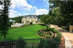 Coming this Spring: Chateau Soleil, the 2015 Decorators' Show House & Gardens   Atlanta Homes & Lifestyles.