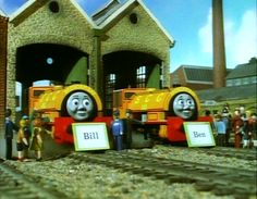 bill an ben. Thomas And His Friends, Blue Train, Nick Jr, Great Western, Thomas The Tank, Twin Boys, Engineering, Childhood, Toy Trains