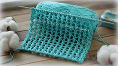 Lace Knitting, Knitting Stitches, Stitch Patterns, Knitting Patterns, Free Crochet, Throw Pillows, Blanket, Sewing, Handmade