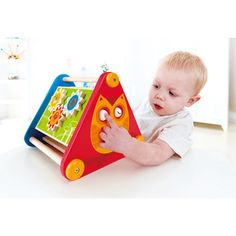 Take-Along Activity Box | Hape Toys