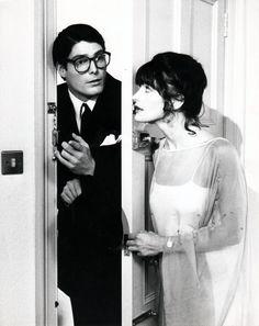 Christopher Reeve & Margot Kidder... Superman, 1978