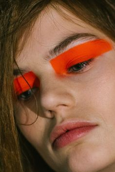 Make Up Tips : Versus Versace #vogue #makeup #faceart