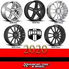 In Chrome , Gloss Black , and Gloss Black Milled finishes Custom Wheels And Tires, Wheel And Tire Packages, Aftermarket Wheels, Chrome, Black, Black People