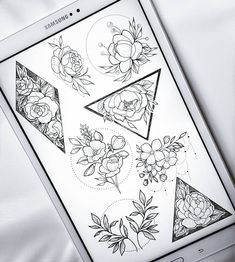 New flash sheet. All these designs are available to be tattooed next week under the black Friday offer so they are half price. DM me for more info. Please not this offer doesn't apply to any of my other designs.  ____________________ #floral #illustration #botanical #tattoo #design #blackwork #femaletattooist #feminine #girlytattoos #girlswithtattoos #fineliner #linedrawing #linework #pen #unipin #tattooideas #tattoopins #artwork #drawing #sketchbook #flash #iblackwork #taot #blackworknow…