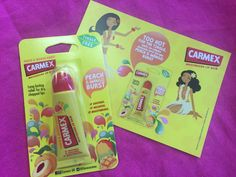 FREE Tube of Carmex? For us? Don't mind if we do!
