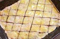 Domácí baklava s vlašskými ořechy | KořeníŽivota.cz Spanakopita, Pie, Ethnic Recipes, Food, Torte, Cake, Fruit Cakes, Essen, Pies