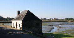 le moulin à marée du Hézo (sans t) . Tidemill