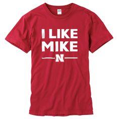 I Like Mike Tee - Red - SS