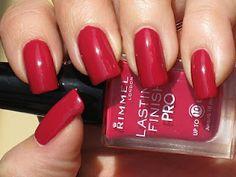 Rimmel London - Cherry Fashion