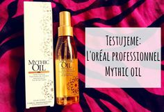 #kamzakrasou #test #new #novinka #mysthicoil #mysthic #oil #vlasy #hair #hairproduct #youneed #musthave #best #loreal #lorealparis #lorealprofesional #haircontrol TEST: L'oréal Professionnel Mythic oil (125 ml) - KAMzaKRÁSOU.sk