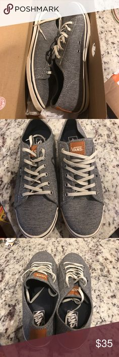 Vans brand new ferris Vans lace up flats brand nee in the box not worn. No off site purchases. Vans Shoes Flats & Loafers