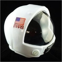 Space helmet mask