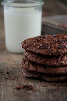 chocolate brownie #cookies
