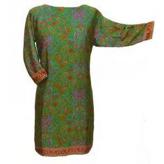 Julunggul vestidos o blusón de semi seda