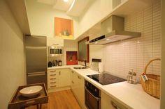 Detalle cocina - Apartamento El Aposento