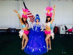 Photos Shows - Samba Dancers