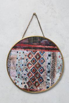 Medina Painted Mirror