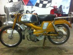 Gac campera 50cc