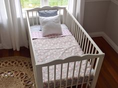 our new floral cot collection www.mylittlehands.com.au