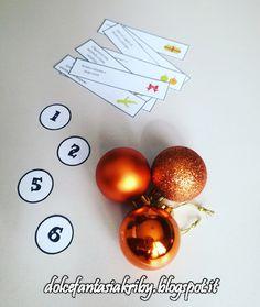 Calendario dell'avvento originale: versione momenti da vivere per il Natale. Tutti i dettagli sul blog *Dolce Fantasia di Kriby*