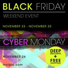 Check out the latest Cyber Monday Deals 2013 #cybermonday #BlackFriday & #CyberMonday