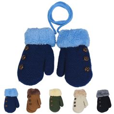 Cute Glove For Babies 0-12 months, Baby Products