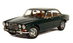 Jaguar XJ6 Series I 4.2 RHD 1971