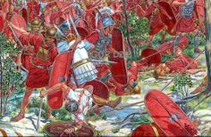 Battle of Bovianum was fought in 305 BC between the Romans and the Samnites. The Romans were led by two consuls, Tiberius Minucius Augurinus and Lucius Postumius Megellus. The result was a Roman victory and end of the Second Samnite War.