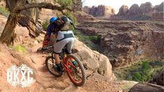 Mountain Biking Captain Ahab in Moab, Utah Mountain Bike Brands, Mountain Bike Reviews, Mountain Biking, Captain Ahab, Trail Guide, Moab Utah, Riding Gear, Gopro, Video