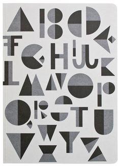 print & pattern blog - michelle carlslund : Alphabet