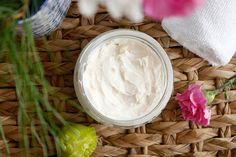 Homemade Body Butter with Jojoba Oil