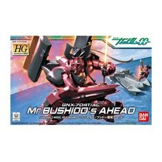 MR. BUSHIDO'S AHEAD.Price:381.92 THB. Model series:HG. Scale:1/144