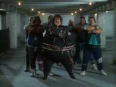 "HOE! Oh, hoe.  Bwhahahahaha!    Music video by ""Weird Al"" Yankovic performing Fat. (C) 1988 Volcano Entertainment lll, LLC"