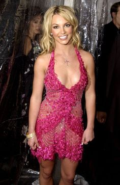 Britney Spears @ the American Music Awards in 2002