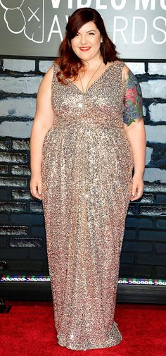"Mary Lambert at the VMAs; co-songwriter and singer in ""Same Love"" with Macklemore & Ryan Lewis #lookswelove"